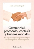 CEREMONIAL, PROTOCOLO, CORTESIA Y BUENOS MODALES